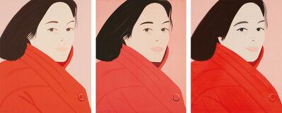Alex Katz, 'Brisk Day Series', 1990