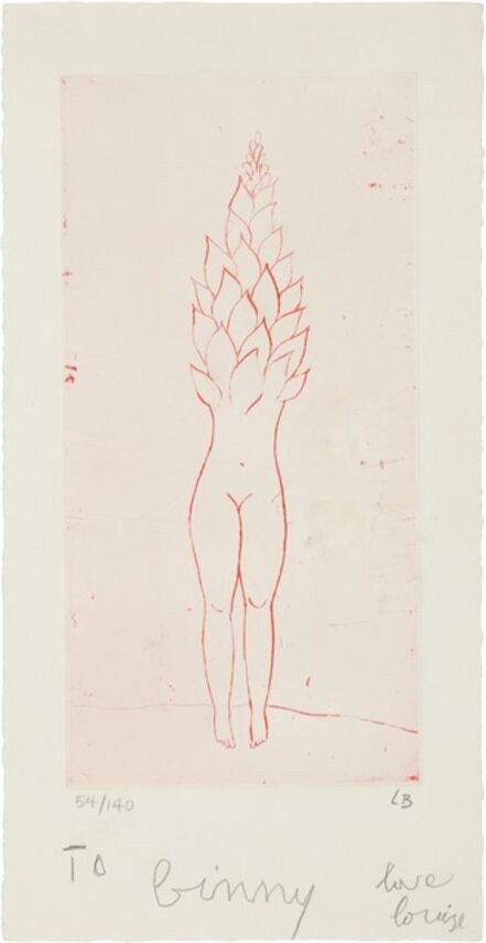 Louise Bourgeois, 'Topiary', 2005