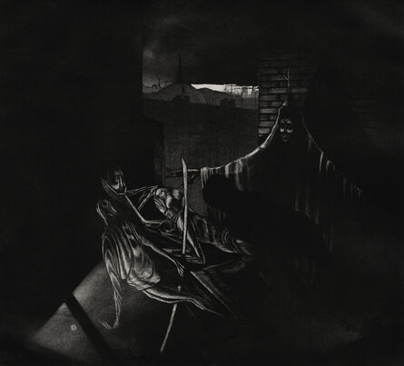 Frederic Morris, 'Cull de Sac', 2014