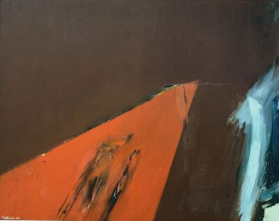 Budd Hopkins, 'Zeist', 1964