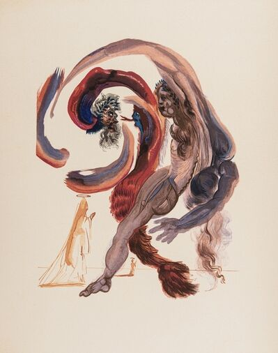 Salvador Dalí, 'La Divine Comédie (The Divine Comedy) (M&L 1039-1138; Field p.190)', 1960