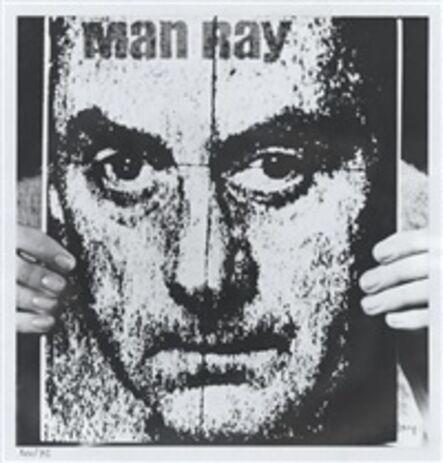 Man Ray, 'Self Portrait from La Balade de Dames Hors du Temps', 1965