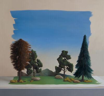 Dan Jackson, 'Forest', 2011
