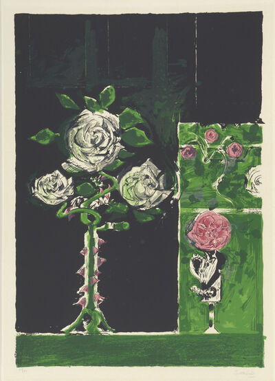 Graham Sutherland, 'Roses', 1972-1973