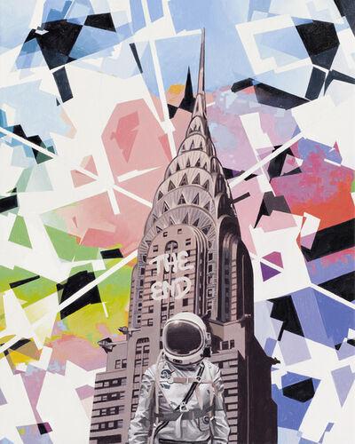 Scott Listfield, 'Chrysler Building', 2020