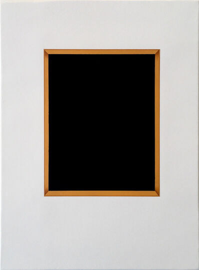 Valdirlei Dias Nunes, 'Sem Título (Moldura suspensa) [Untitled (Suspended frame)]', 2020