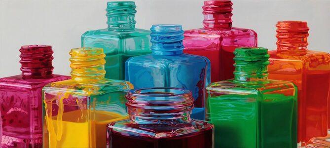 Javier Banegas, 'Colour Skyline III', 2018