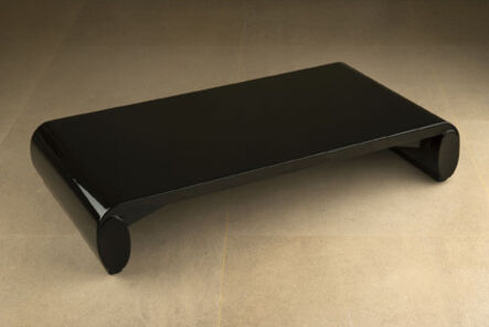 Jacques-Emile Ruhlmann, 'Low lacquered table'