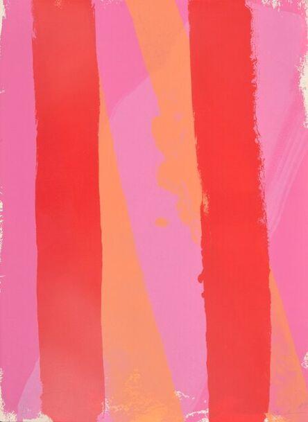 Edward Avedisian, 'Blush House', 1969
