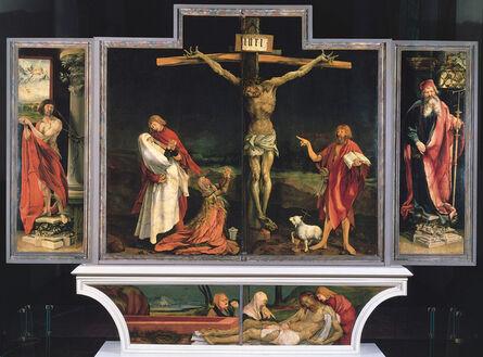 Matthias Grünewald, 'Isenheim Altarpiece', 1506-1515