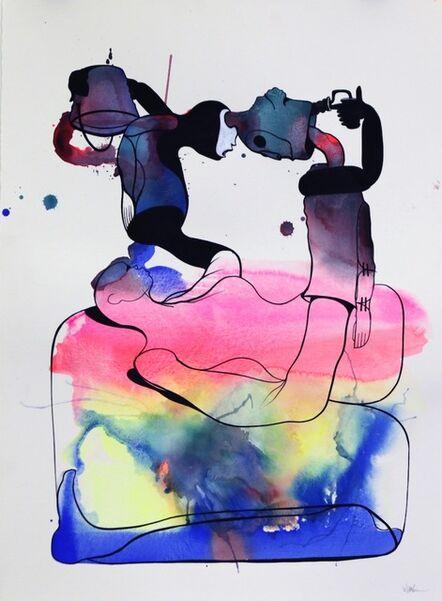 Will Barras, 'Eye to Eye ', 2017