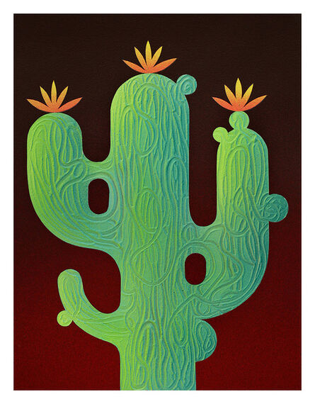 Casey Gray, 'Saguaro Cactus', 2017