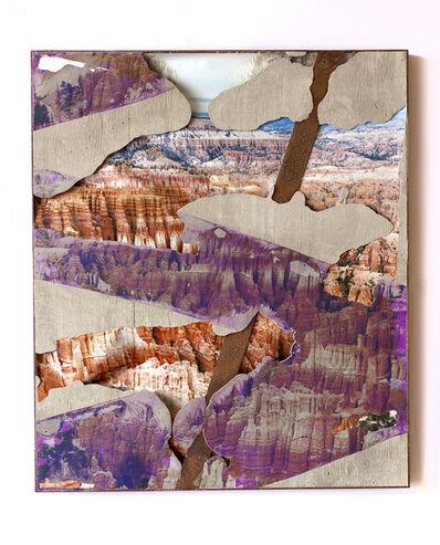 Letha Wilson, 'Steel Face Concrete Bend (Bryce Canyon Hoodoos)', 2018