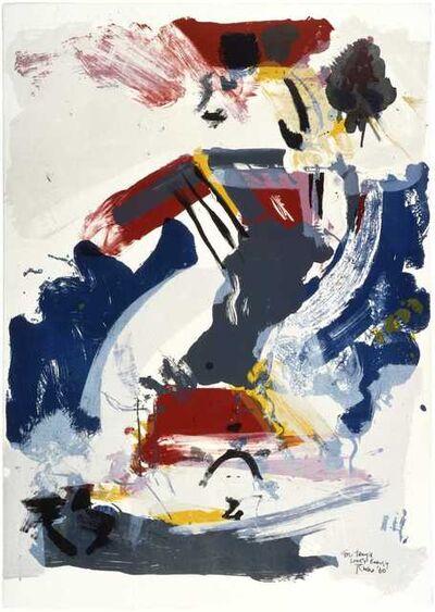 Larry Rivers, 'Jack of Spades', 1960