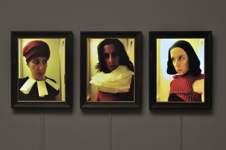 Nina Katchadourian, 'In a Room Full of Strangers', 2013