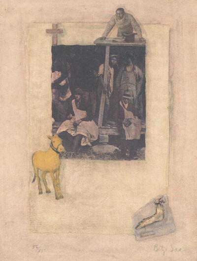 Betye Saar, 'Bone of Contention', 2000