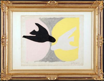Georges Braque, 'L'ordre des oiseaux', 1958