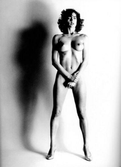 Helmut Newton, 'Big Nude III (Henrietta)', 1980-83
