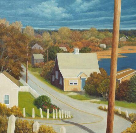 Kenneth Hawkey, 'Pond Village Ice House', 2020