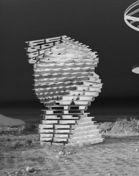 Ohad Matalon, '8.18 Degrees x 22', 2009-2010