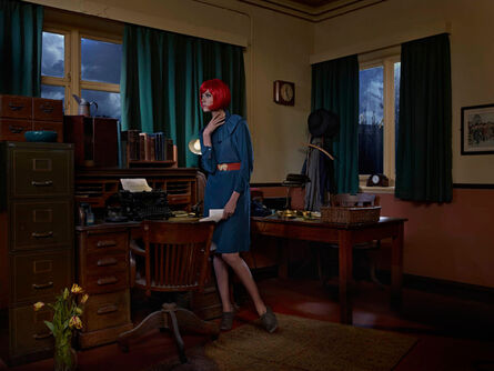 Julia Fullerton-Batten, 'The moment of Truth', 2013