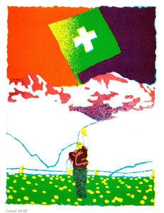 Samuel Buri, 'Untitled Composition', 1967