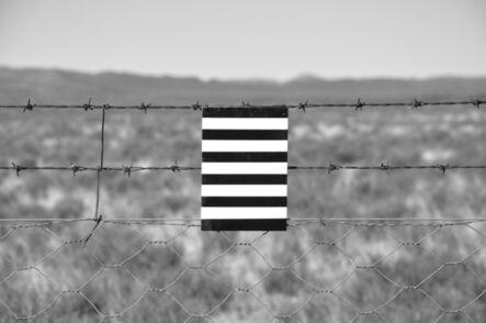 Jeremy Wafer, 'Richmond Fence', 2017
