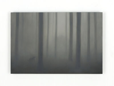David Kowalski, 'Im Wald nach der Zeit V', 2020