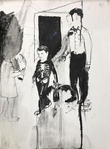 Eduardo Berliner, 'Acompanhante [Accompanying]', 2020