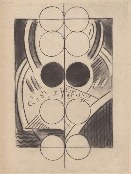 Marius de Zayas, 'Alfred Stieglitz', 1914