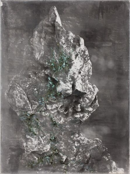 Shao Wenhuan 邵文欢, 'Green Bloom of Decay No.24', 2013