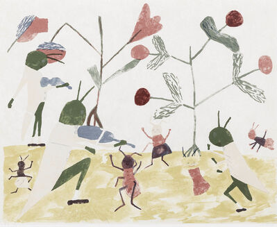 Jockum Nordström, 'If you sang this summer, you can dance in winter ', 2018