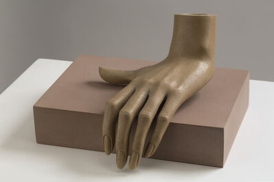 John Stezaker, 'Touch V', 1976-1977