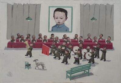 Tang Zhigang 唐志剛, 'The Army Day 建军节', 2011