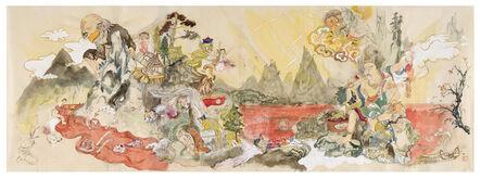 Howie Tsui 徐浩恩, 'Tengu's World', 2009