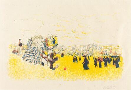 Édouard Vuillard, 'Children's Pastime (Jeux d'enfants)', published 1897