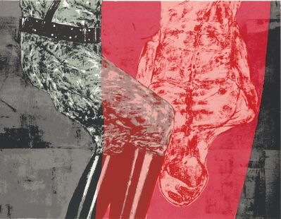 Leon Golub, 'Interrogation'