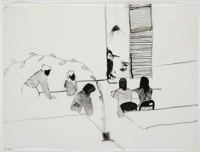 Ofri Cnaani, 'The audition', 2005
