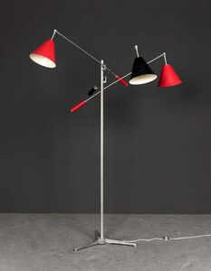 Angelo Lelli, 'Modèle 12128 dit Triennale, Floor lamp', vers 1951