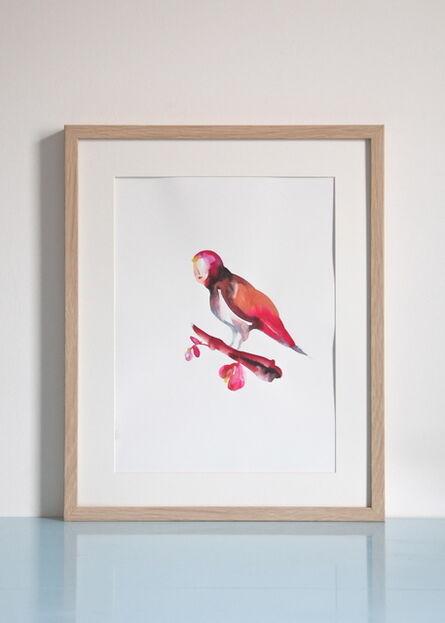 Stella Sujin, 'Je deviens un oiseau', 2016