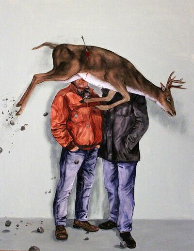 Necla Rüzgar, 'Fauna of Memory', 2012