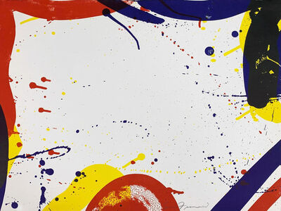 Sam Francis, 'Untitled from Portfolio 9', 1967