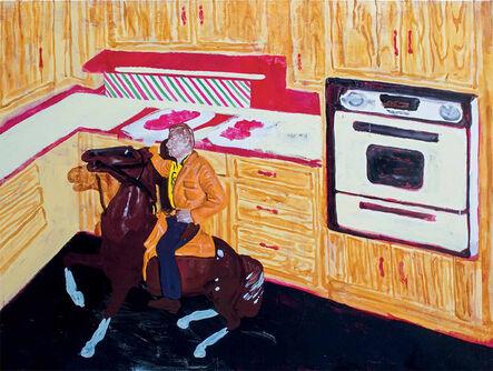 Ryan Mendoza, 'The Cowboy in Me', 2015