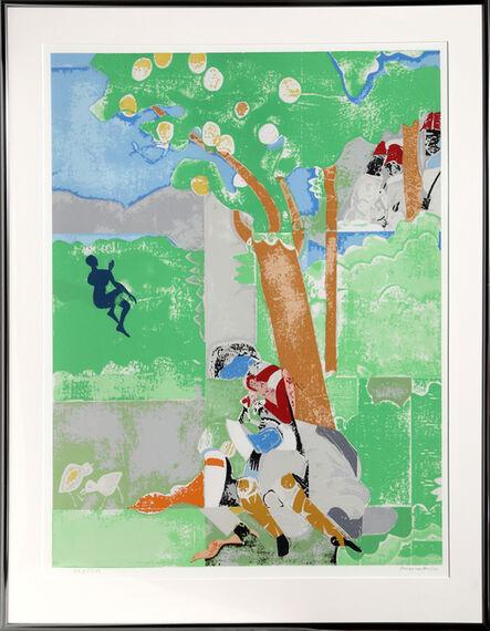 Romare Bearden, 'Delilah from Prevalance of Ritual', 1974
