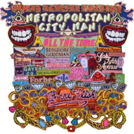 Jody Paulsen, 'Metropolitan City Man', 2014