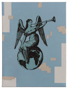 Hendrik Krawen, 'Halfway Mended - Vers. II. , (after a motiv of the brand 'Angel'),', 2020