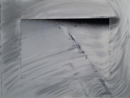 Saman Genshin, 'Hokkaido Hadiograph #5', 2020
