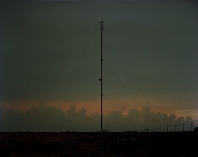 Steve Fitch, 'West of Levelland, Texas, June 6', 2004