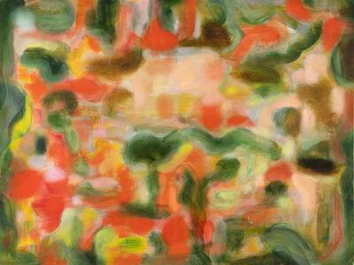 Marilyn Gold, 'Ruby Landscape', 2018