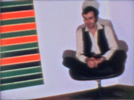 Alighiero Boetti, 'Untitled (16.6 rpm Turntable)', 1969